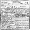 George Anthony Death Certificate 1865-1935